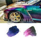 Professional Color Changing Car Chameleon Paint Coating Pigment