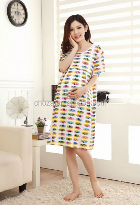 C24869A WHOLESALE PREGNAT MOTHER SLEEPING CLOTHES