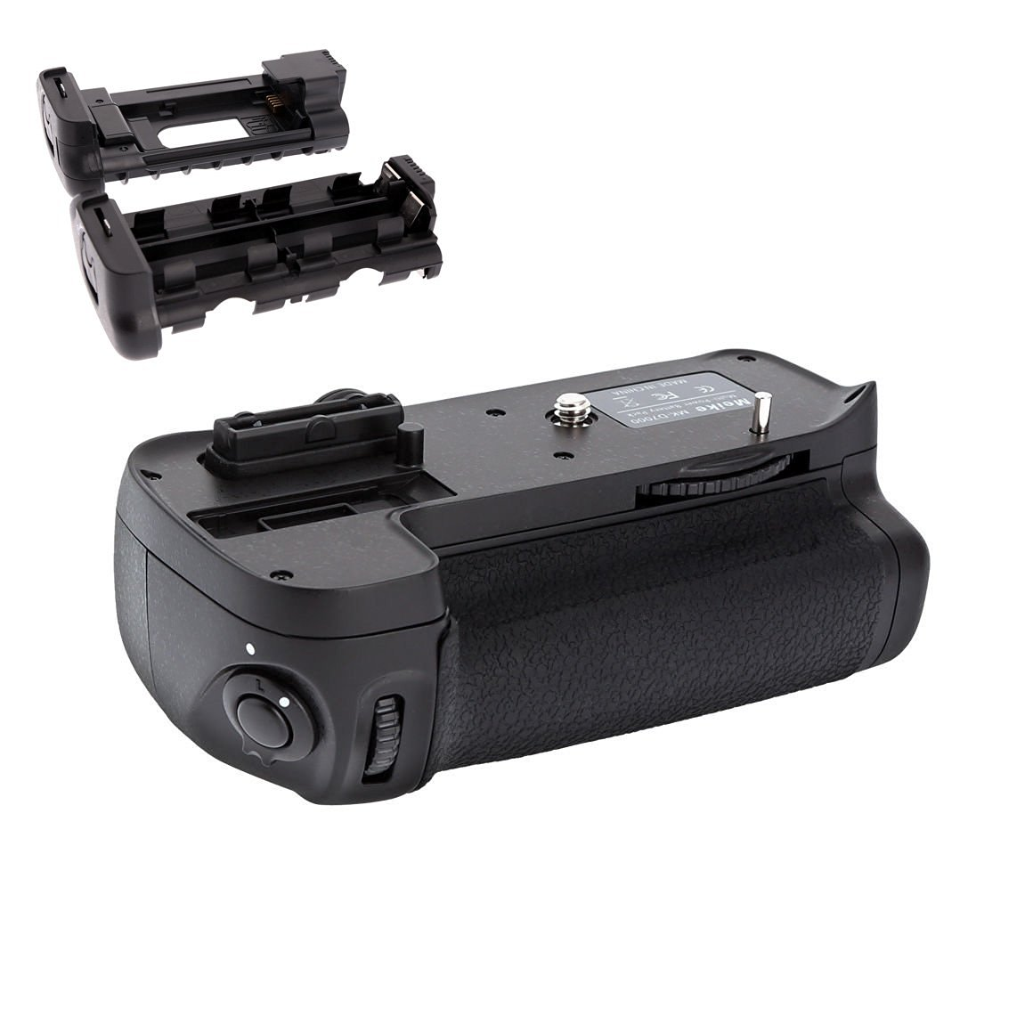 Meike Vertical Multi Power Battery Hand Grip Pack Replacement MB-D11 For Nikon D7000 DSLR Camera