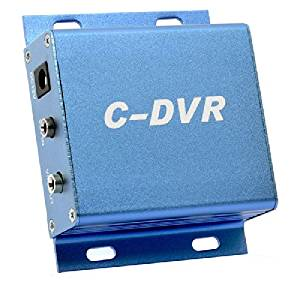 Generic Mini Security DVR - Micro SD Card Recording, Metal