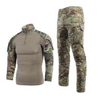Combat Frog suit / camouflage uniform with knee/elbow pad