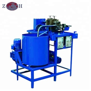 Flexible metal hose making machine for cable protection