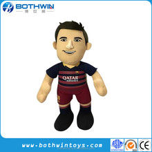 Coppa del mondo <span class=keywords><strong>di</strong></span> <span class=keywords><strong>Calcio</strong></span> Player Plush Doll Toy Con Ripetere Talking Funzione