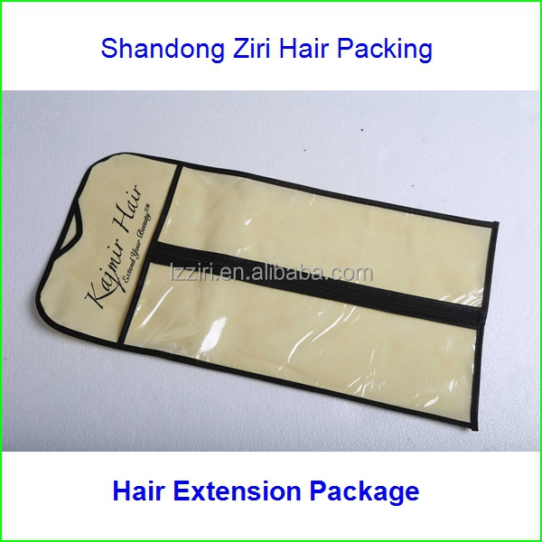 all color bag and hanger for laos hair extensions
