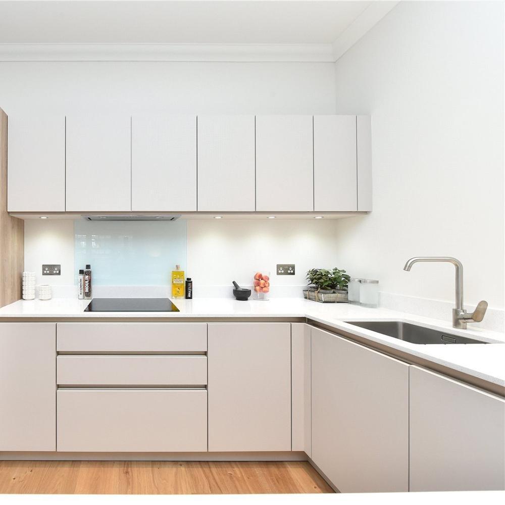 Dammam Saudi Arabia Modern Kitchen Wall Hanging Cabinets Design