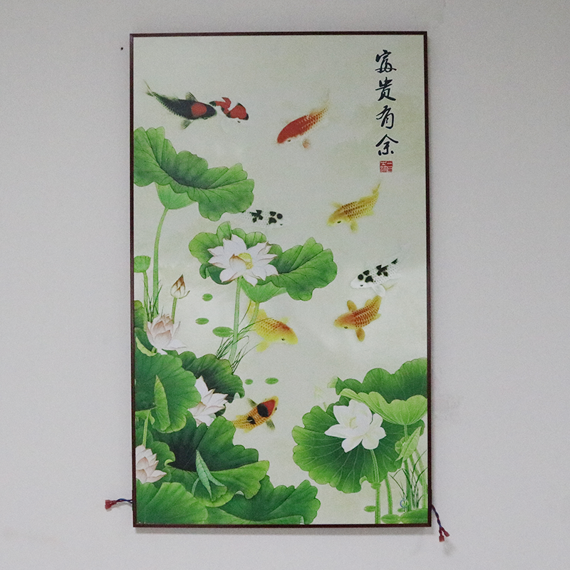 Room Decoration Print Picture Far Infrared Heating Panels