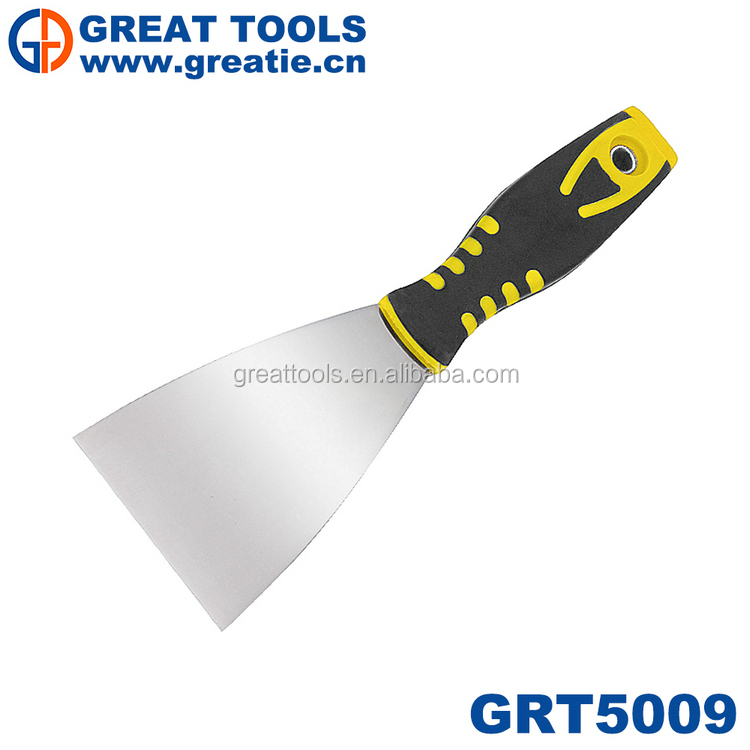 Karbon çelik çok amaçlı dayanıklılık macun bıçağı