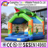 High Quality Amusing Inflatable Jumper Crocodile For Kids