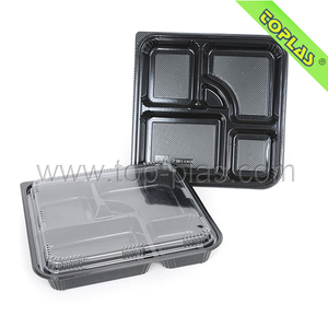 5 Compartment Lunch Box Take Away