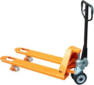 China nylon wheel ce manufacturers 3 ton hand pallet truck price
