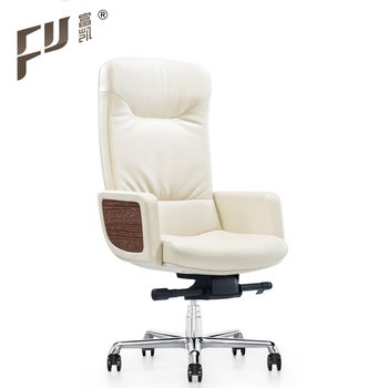 Sensational Foshan Classic High Back Genuine Leather Office Chair With Wood Buy Wood Chair Classic Chair White Office Chair Product On Alibaba Com Caraccident5 Cool Chair Designs And Ideas Caraccident5Info