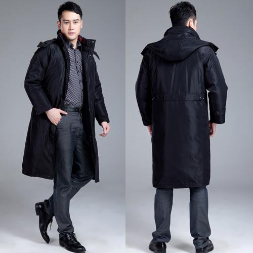 Long Down Coat Men Coat Nj