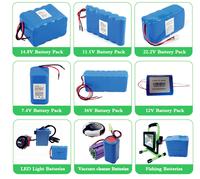 Fatorty Price Li-ion Battery Cell 10000mah 3.7v Lithium Polymer ...