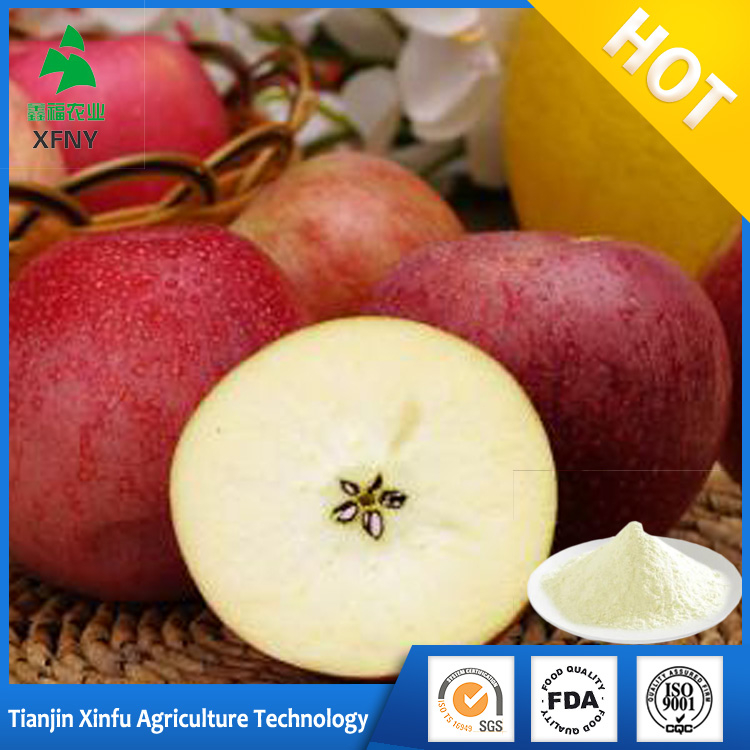 Natual spray drying apple extract