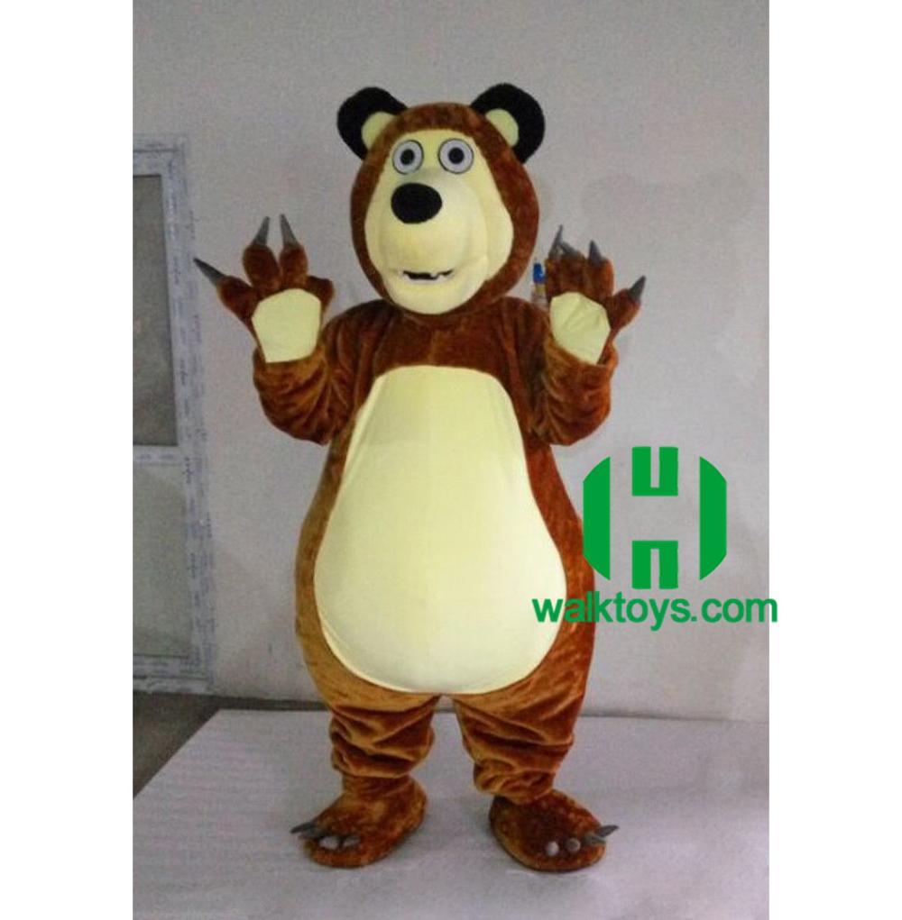 Finden Sie Hohe Qualität Erwachsene Masha Und Der Bär Maskottchen