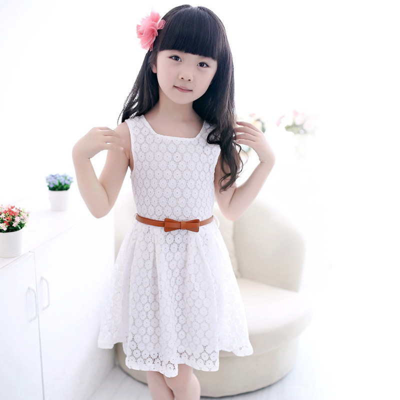 Buy 2015 Summer Children Princess Dress Flower Dresses For Baby Girl Party  Dress With A Belt robe fille enfant CA182 in Cheap Price on m.alibaba.com fc9551c23196