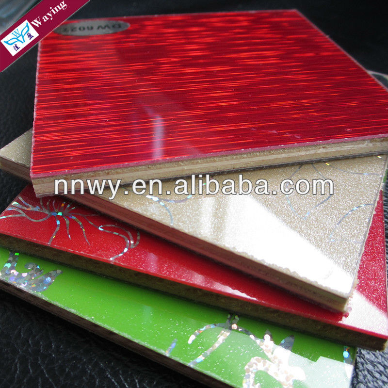 MDF terminal block colored MDF