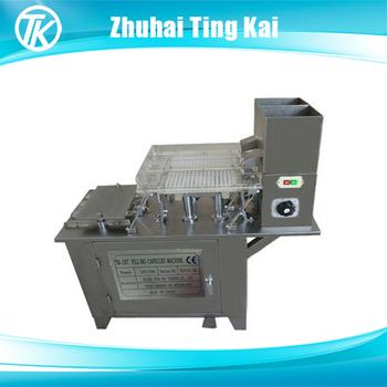 Tk-187 Semi Automatic Capsule Filling Machine Price