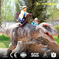 MY Dino-DR042 Professional Manufacture Mechanical Dinosaur Coin Kiddie Ride for Kids
