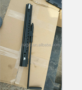 Single slides rail for Car seat