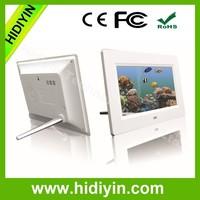 7 inch direct-selling usb flash drive digital photo frame