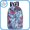 2015 Best Selling Stylish College Bag Style Leisure College Students Canvas Backpack for Boys and Girls