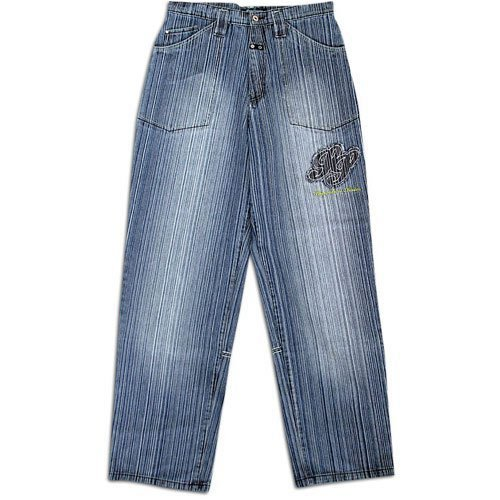 Men's Streaky Denim Jeans