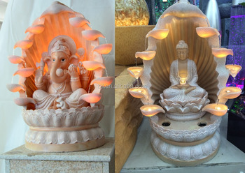 India ganesh buddha statue for prayerindoor resin water fountain india ganesh buddha statue for prayerindoor resin water fountain for decor workwithnaturefo