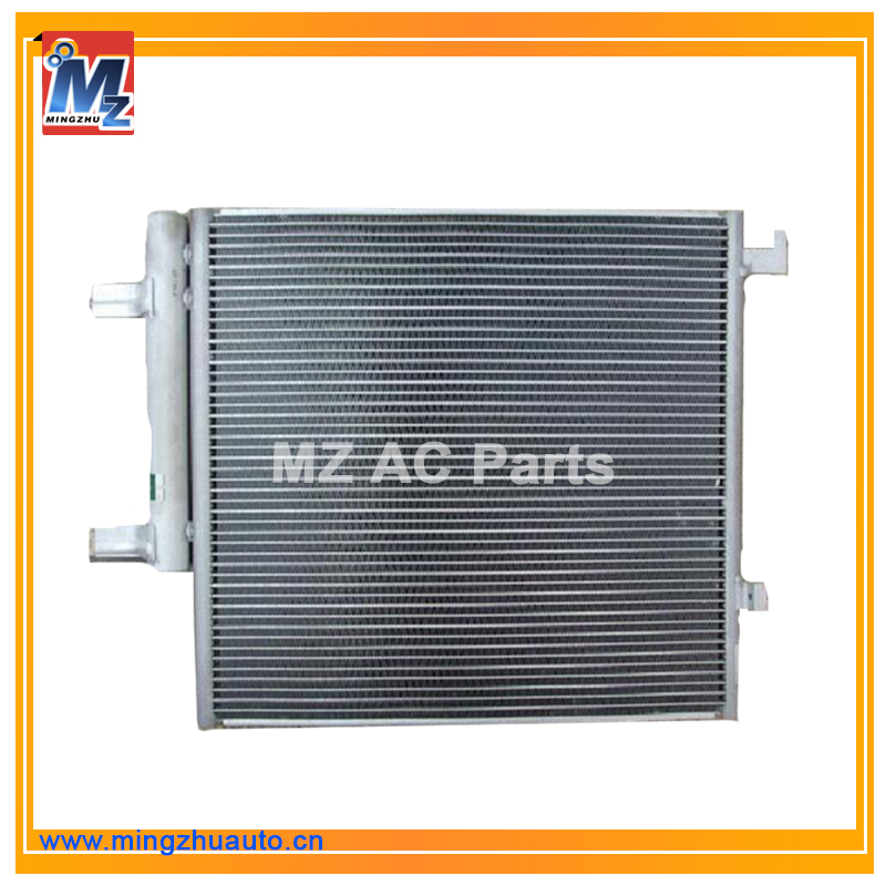 Automotive Aluminum AC Condenser Coil For Chevrolet Spark 10- OE :95326120