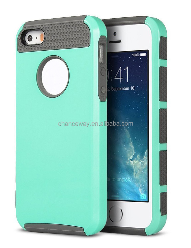 Fancy cell phone case for iPhone 5 and 5S