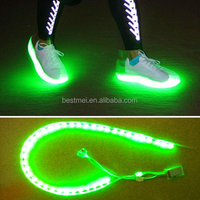 Rechargeable Led Light For Shoes Clothing