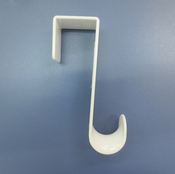 small plastic coated s hooks