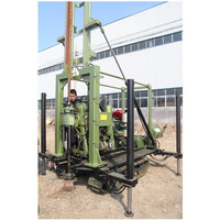 rock hole hydraulic portable drilling rig for mining