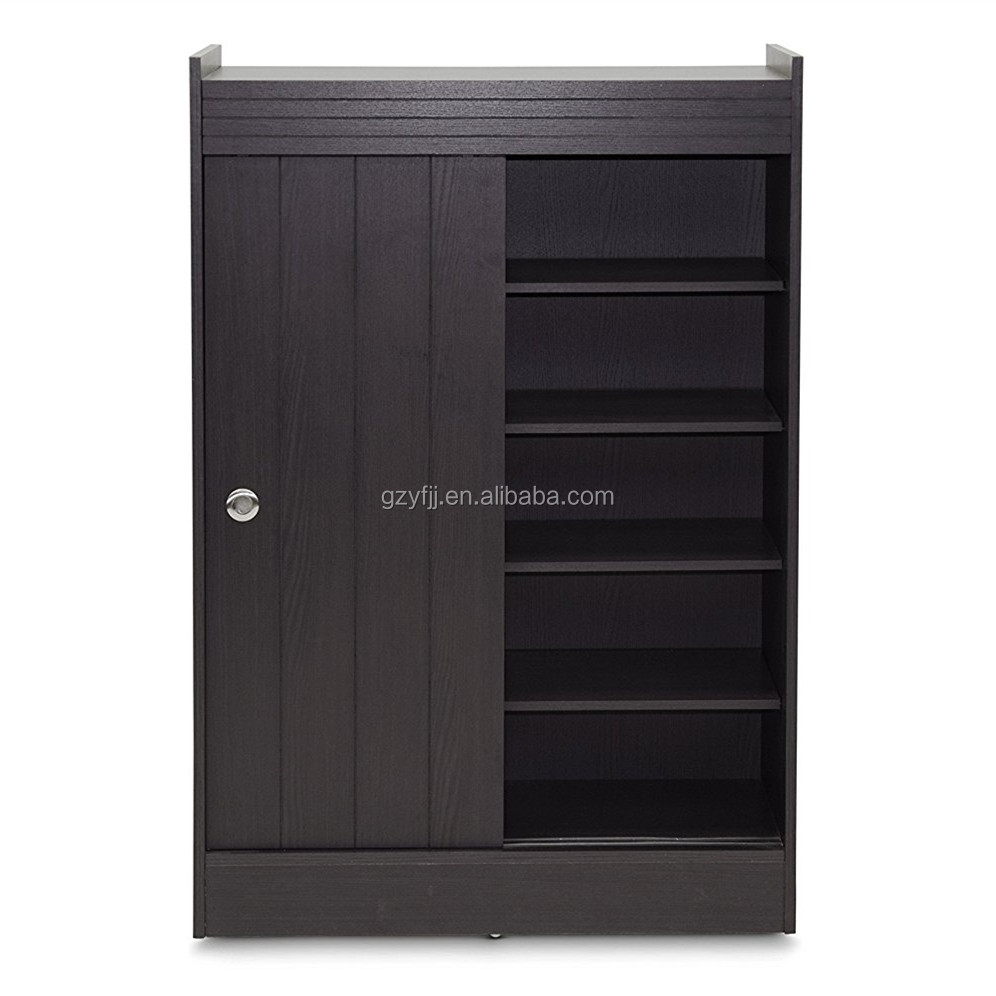 Sliding Door Shoe Cabinet, Sliding Door Shoe Cabinet Suppliers and ...