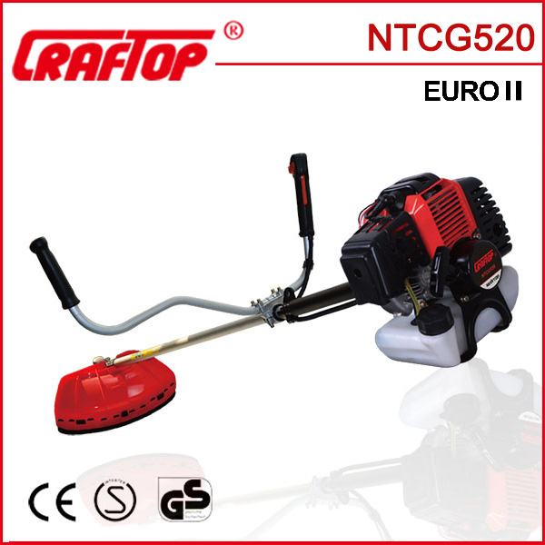 Gardening tools 52CC brush cutter with CE EUROII