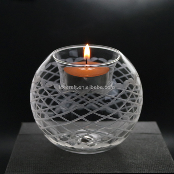Decorative Double Wall Tealight Candle Holder Gl For Wedding
