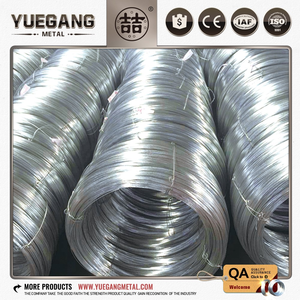 3.15mm Zinc Coated Galvanized Low Carbon Steel Armoring Wire From ...