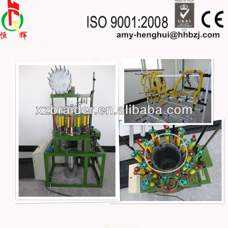 Charming Wire Harness Braiding Machine B10 32h Pictures ...