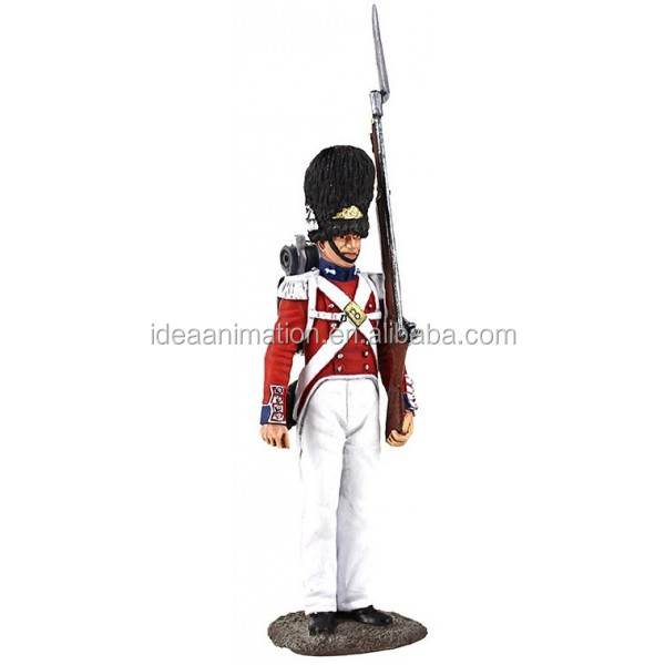 Discount high quality mini die cast toy soldier