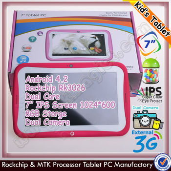 children tablet kids tablet dual core rockchip rk3066 a9 1 6ghz tablet,  View children tablet, MyKingdom/OEM Product Details from Shenzhen Magicking