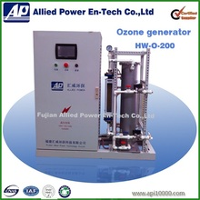 ozone generator in China with the state-of-the-art technology