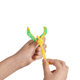Best Quality Promotion TPR Rabbit Shooter Toy Slingshot Toy For Kids Outdoor Interesting Slingshot Toys