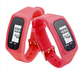 High quality Walking Run Distance Calorie Step Counter Sport Bracelet Pedometer With Waterproof
