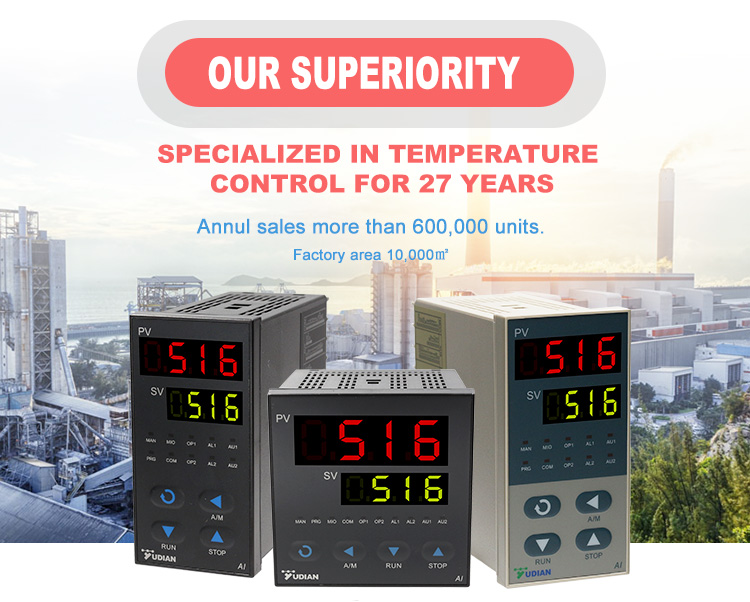 industrial digital intelligent rs485 modbus temperature controller