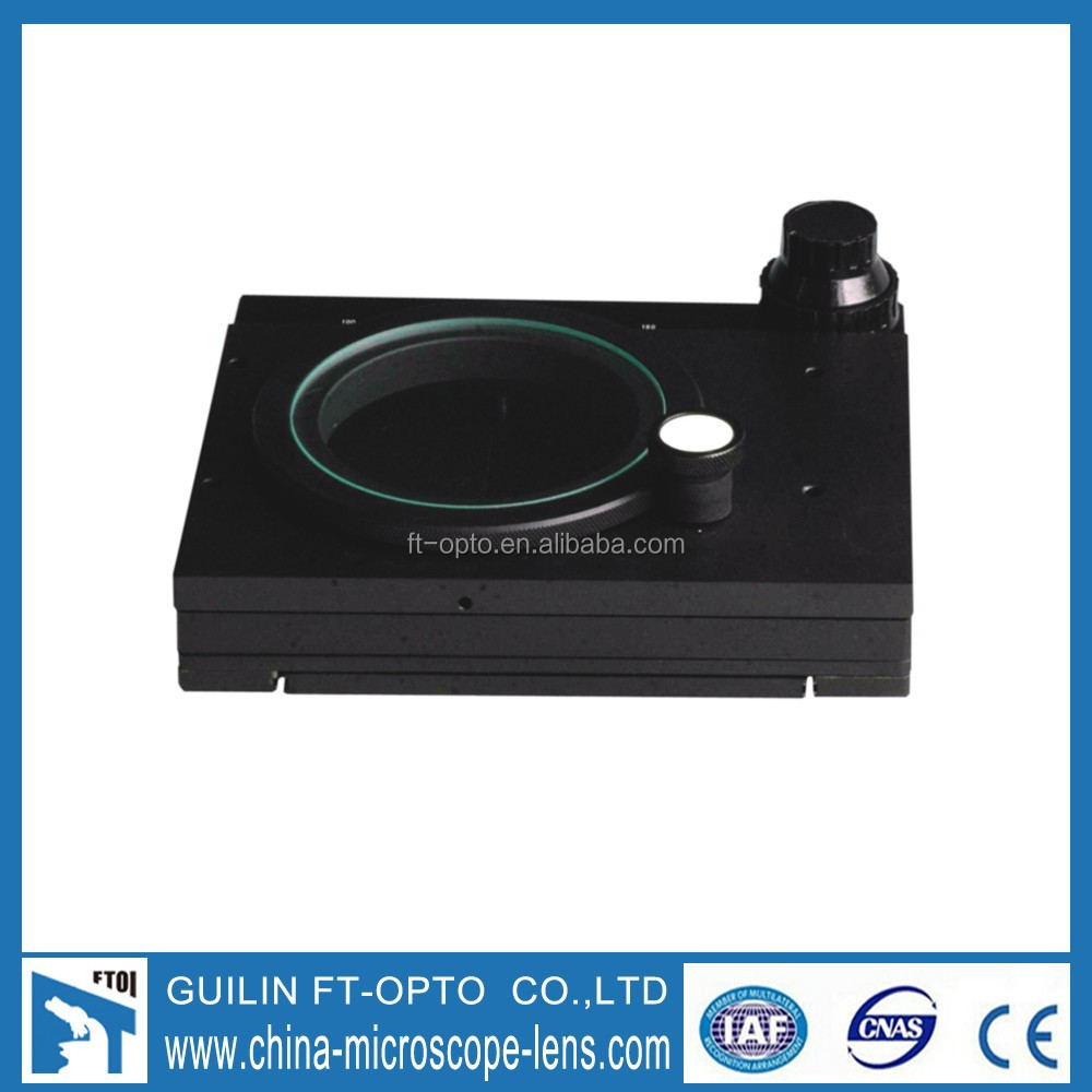 MADE IN CHINA digital microscope mobile stage and move working mechanical stage for microscope