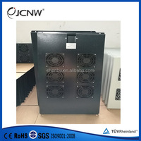 19 inch fan wall standing rack server trays cold rolled steel cabinets