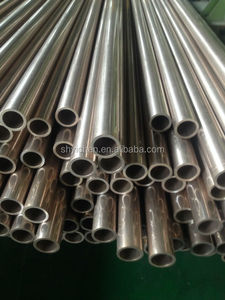 ASME SB466 CuNi UNS C71000 Seamless Copper-Nickel Pipe and Distiller Tubes