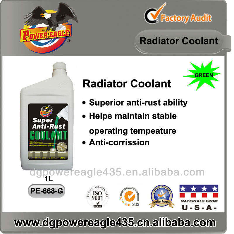 Car Coolant Price 1L