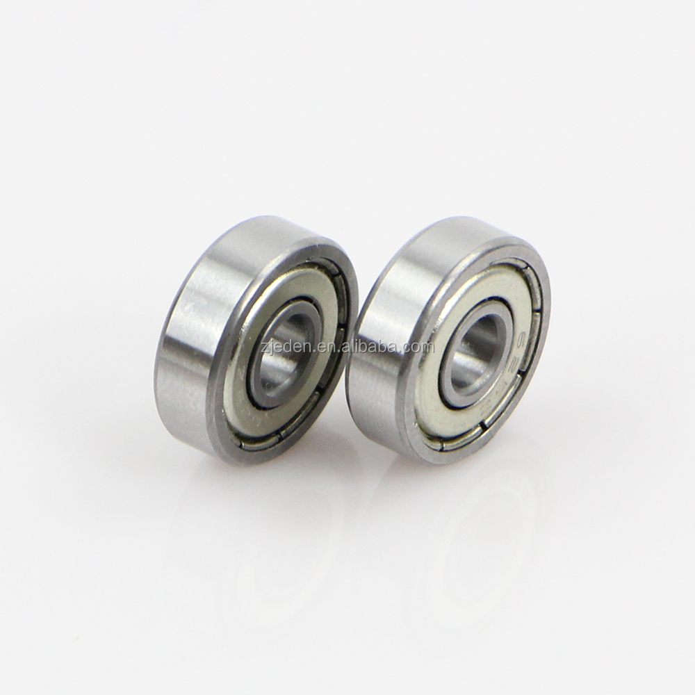High Speed Long Life Magnetic Bearings 625 Deep Groove Ball Bearing