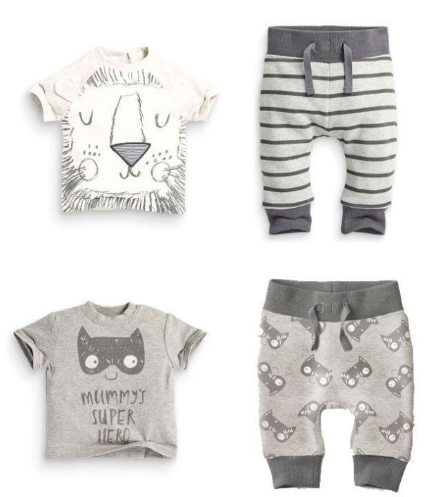 Summer Child Clothing Imported Branded Baby Set From Thailand Clothing Manufacturers